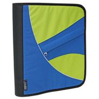 "Case-Mate 1.5"" Ring Zippered Binder"