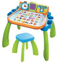 Vtech Touch & Learn Activity Desk - English Version
