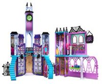 Coffret de jeu Monster High école secondaire
