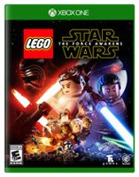 LEGO Star Wars: The Force Awakens with Topps Exclusive Trading Disc (Xbox One)