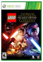 LEGO Star Wars: The Force Awakens with Topps Exclusive Trading Disc (Xbox 360)