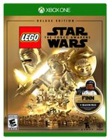 LEGO Star Wars: The Force Awakens Deluxe Edition with Topps Exclusive Trading Disc (Xbox One)