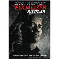 The Equalizer (DVD + Digital HD) (Bilingual)