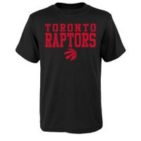 NBA Boys' Toronto Raptors Short Sleeve T-Shirt L