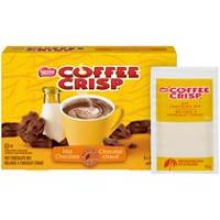 Carton au Chocolat chaud CARNATION Coffee Crisp