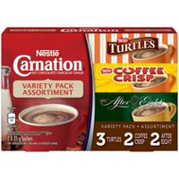 CARNATION Hot Chocolate Variety Pack Carton