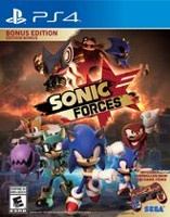 Sonic Forces {Bonus Edition} [PS4]
