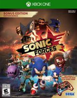 Sonic Forces {Bonus Edition} [Xbox One]