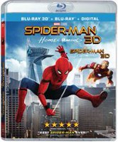 Spider-Man Homecoming (3D + Blu-ray + Digital HD) (Bilingual)