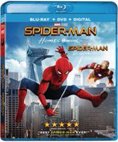Spider-Man Homecoming (Blu-ray + DVD + Digital HD) (Bilingual)