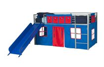 DHP Curtain Set for Kid's Loft Bed