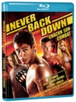 Film Never Back Down (Blu-ray) (Bilingue)