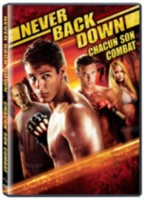 Never Back Down (DVD) (Bilingual)