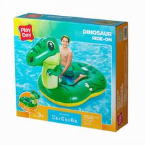 Play Day Inflatable Dino Ride-On