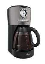 Oster Programmable 12-Cup Coffee Maker, BVSTVMX38DS-033