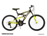 Bicyclette de 24 po Rock Creek de Huffy