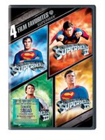 4 Film Favourites: Superman (DVD + 'Suicide Squad' Ticket Offer) (Bilingual)