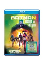 DCU: Batman - Assault On Arkham (Blu-ray + 'Suicide Squad' Ticket Offer) (Bilingual)