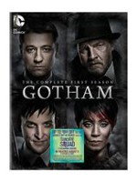 Gotham: The Complete First Season (DVD + 'Suicide Squad' Ticket Offer)