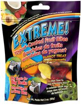 Extreme! Yogurt Covered Fruit Bites Parrot Treat