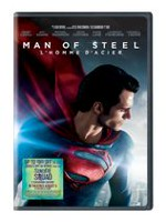 Man Of Steel (DVD + 'Suicide Squad' Ticket Offer) (Bilingual)