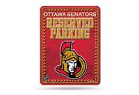 GTEI NHL Ottawa Senators Parking Sign