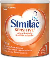 Similac for Babies Sensitive to Lactose