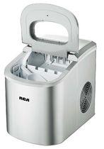 RCA Silver  Countertop Ice Maker