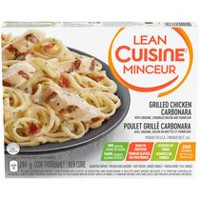 Lean Cuisine Selection Grilled Chicken Carbonara
