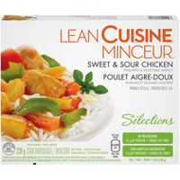 Lean Cuisine Selection Sweet Sour Chicken