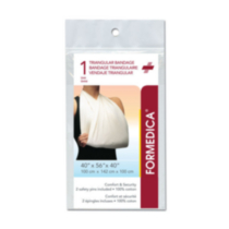 Support ajustable pour le bras bandage triangulaire - Formedica