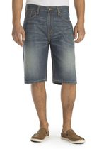 Signature by Levi Strauss & Co Men's Denim Shorts 34 34