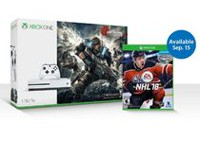 Offre groupée Gears of War 4 d'1 To sur Xbox One S avec NHL 18