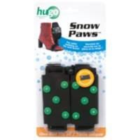 Hugo Snow Paws Snow and Ice Grippers for Shoes, One Size