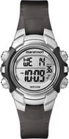 Marathon® By Timex® Black/Gray Case and Black Resin Strap Digital Full-Size Watch