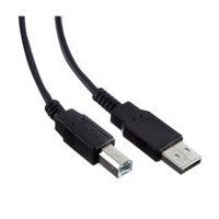 onn 12 ft USB Printer Cable