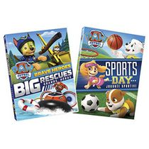 DVD Grand héros Big Rescues/Journée sportive de La Pat' Patrouille (bilingue)