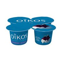 Oikos Blueberry Greek Yogurt