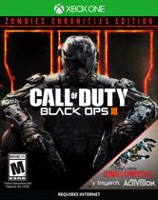 Call Of Duty: Black Ops 3 Zombie Chronicles Edition (Xbox One)
