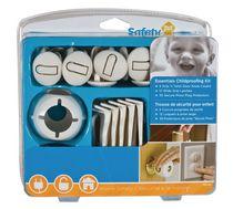 Safety 1st 46 Pieces Essentials Child Proofing Kit