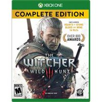 The Witcher 3: Wild Hunt Complete Edition (Xbox One)