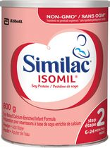 Similac Isomil Step 2