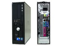 Dell Refurbished 780 SFF Desktop with Intel Core 2 Duo 3.0GHz Processor