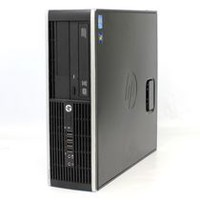 HP Refurbished 6200 SFF Desktop with Intel Pentium DC G620 2.7GHz Processor