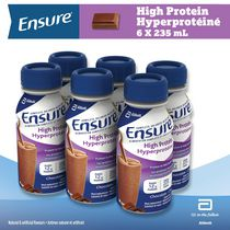 Ensure High Protein Meal Replacement Nutritional Supplement