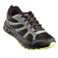 Athletic Works Men's Otto Athletic Shoes Black & Lime 11