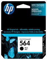HP 564 Cartouche d'encre noire d'origine (CB316WN)