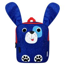 ZOOCCHINI - Toddler, Kids Everyday Square Backpack - Daycare, Nursery, Kindergarten, School Bag - Duffy the Dog