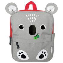 ZOOCCHINI - Toddler, Kids Everyday Square Backpack - Daycare, Nursery, Kindergarten, School Bag - Kai the Koala