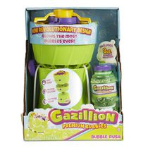 Gazillion Bubble Rush Machine
